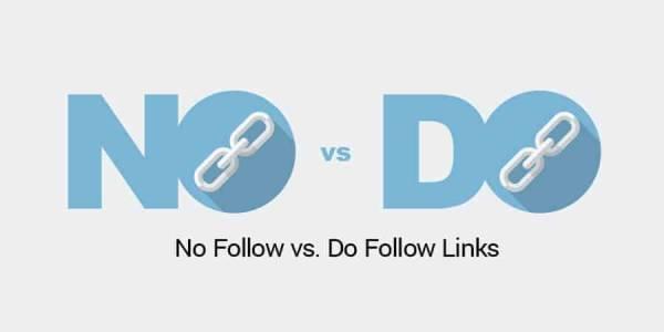 Decipher Between No Follow Links and Do Follow Links