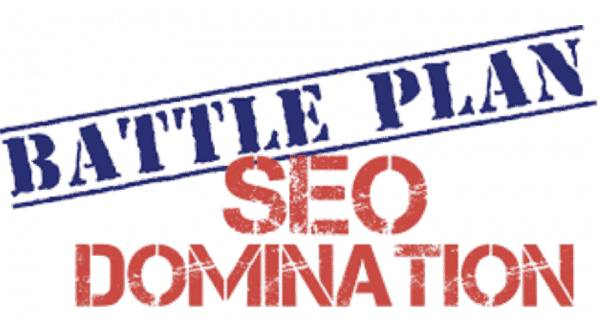 SEO battle plan domination