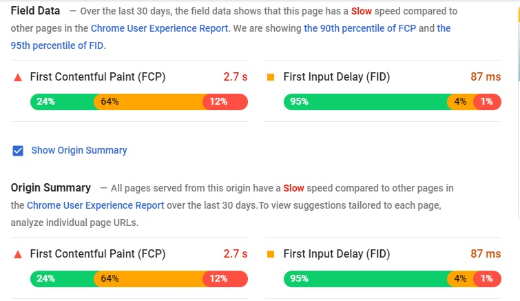 SEO tip: enhance your website's pagespeed to get higher rankings